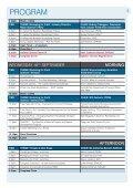 Program and Registration Brochure - MISA - Page 5