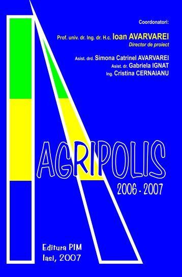 Politica agricola a Uniunii Europene - PIM Copy