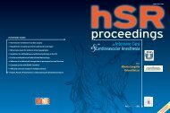 Full HSR proceedings Vol. 5 - N. 2 2013 in PDF
