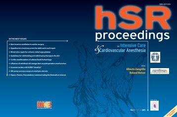 Full HSR proceedings Vol. 5 - N. 2 2013 in PDF