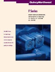 Rogers F Series Brochure - Rogers Machinery