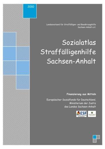 und Bewährungshilfe Sachsen-Anhalt eV - Landesverband für ...
