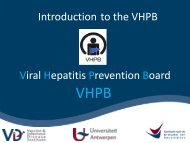 Country - Viral Hepatitis Prevention Board