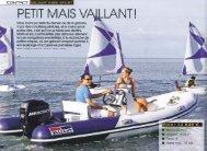Essai Valiant V-500 Sport - Brunswick Marine