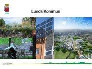 Lunds Kommun Miljöarbete