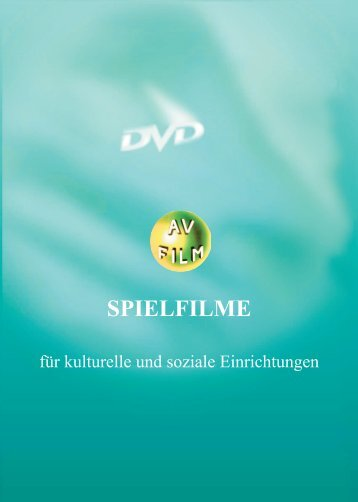 Zum Download - AV-Film GmbH