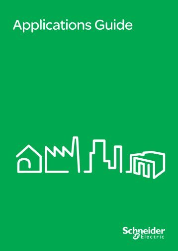 Applications Guide - Schneider Electric