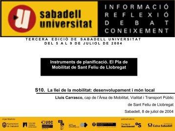 Sin título de diapositiva - Sabadell Universitat