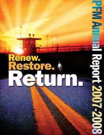 2007_2008 Annual Report.qxp: 2004-05 Annual ... - Prison Fellowship