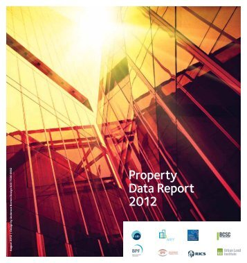 Property Data Report 2012 - British Property Federation