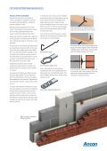 Wall Ties and Restraint Fixings - Masonry First - Page 7