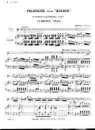 I accept this disclaimer, continue to download file - Clarinet Institute ...