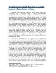 osiguranje - 1 kolok.. - Ekonomski fakultet Subotica