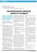 MAJ 2009 ( 1461 kB) - Dolnośląska Okręgowa Izba Pielęgniarek i ... - Page 6