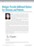 Special Issue: Biologics - The Dermatologist - Page 4