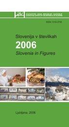 Slovenija v številkah 2006 - Statistični urad Republike Slovenije