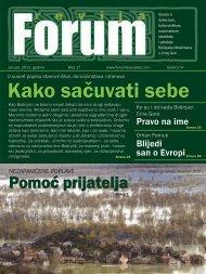 Kako sačuvati sebe - Forumbosnjaka.com