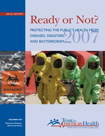 Ready or Not? - Federation of American Scientists