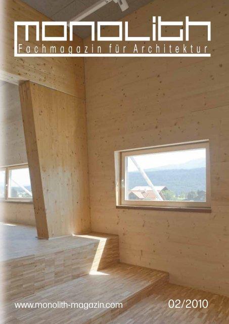 Arch. DI Manfred Jäger Wohn - Creative Solutions