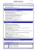 Käyttöturvallisuustiedote - HL Group - Page 4