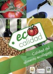 Calidad del alimento ecológico - Sociedad Española de Agricultura ...