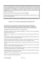 smlouva o založení evropského hospodářského ... - Euroskop.cz