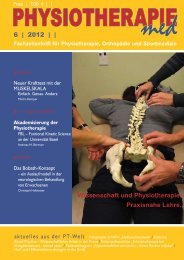 FBL – Functional Kinetic Science an der Universität Basel - Bertram ...