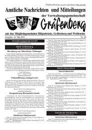 Ausgabe: 16. Mai 2012 Nr. 20 - Hiltpoltstein