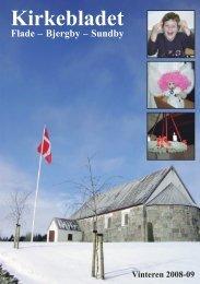 kirkebladet Vinteren 2008/09 - Bjergby