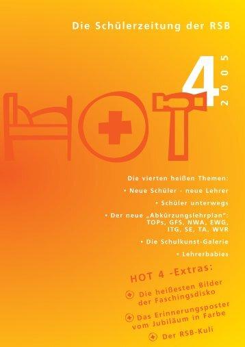 TOP, GFS, NWA, EWG, ITG, SE, TA, WVR - Realschule Bopfingen