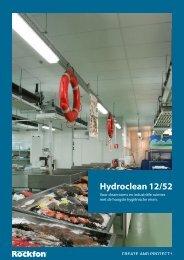 Hydroclean 12/52 - Architectura