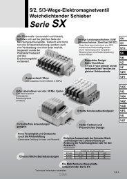 Serie SX3000/5000/7000