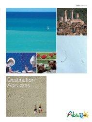 Destination Abruzzes - Abruzzo Promozione Turismo