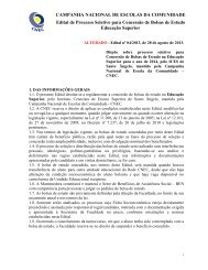 Edital 2014 - Iesa