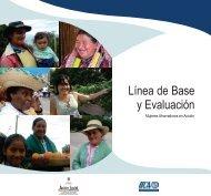 Línea de Base y Evaluación - Mujeres Ahorradoras en Acción