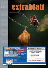 Ausgabe Oktober 2012 - Extrablatt