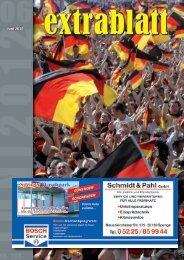 Ausgabe Juni 2012 - Extrablatt