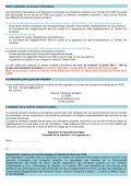 Formulaire d'inscription - 2013-2014 - CAPE - Page 2