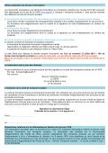 Formulaire d'inscription - 2013-2014 - CAPE - Page 2