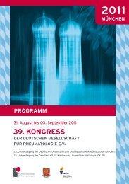 Programm - DGRH-Kongress