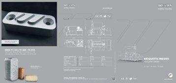 Technical Data Sheet - Weima UK