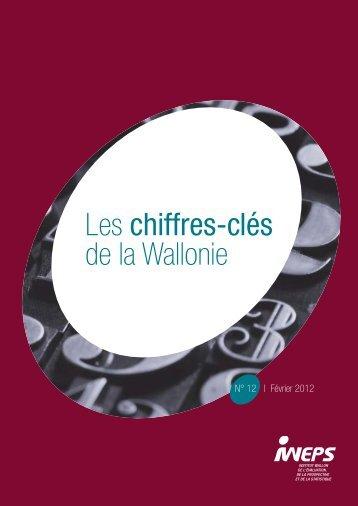 Les chiffres-clés de la Wallonie - Février 2012 - Portail de la Wallonie