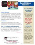 Early Childhood Education - Northwest Florida State College - Page 2