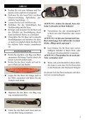 RIVERSTAR TEIl 1 - pART 1 EIGNER-HANDBUCH ... - Grabner Sports - Page 5