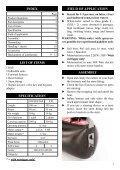 RIVERSTAR TEIl 1 - pART 1 EIGNER-HANDBUCH ... - Grabner Sports - Page 7