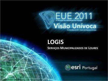 serviços municipalizados de loures - Esri Portugal