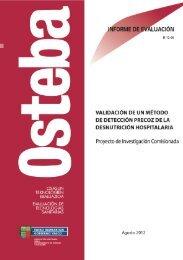 ria-Gasteiz. 2012. Informe nº: Osteba D-12-05. - Euskadi.net