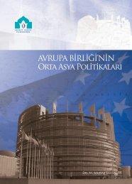 AVRUPA BİRLİĞİ'NİN Orta Asya Politikaları - Bilig - Ahmet Yesevi ...
