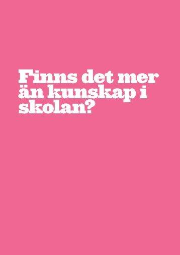 Rapport_Finns+det+mer+än+kunskap+i+skolan
