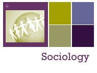 Introduction to Sociology.pdf - First Class® Information